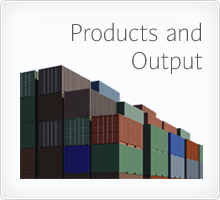 Products and Output of the Center
